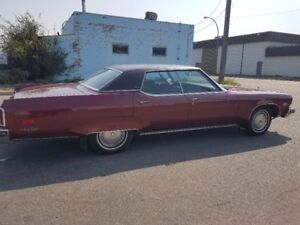 1974 Oldsmobile Regency