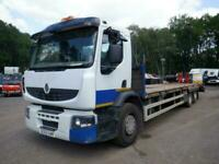 2013 Renault Premium 380 6x2 Platform Vehicle