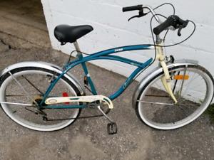 Jeep Cherokee classic vintage bike