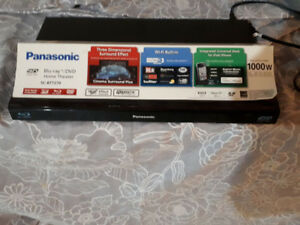 Panasonic Home Theatre System with 3D Blu-ray Disc Player