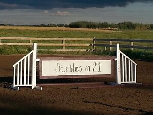 Horse boarding at stables on 21 Strathcona County Edmonton Area image 1