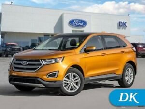 2016 Ford Edge SEL  AWD **Ford Certified Pre-owned**