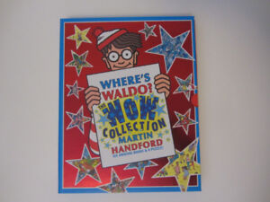 Where's Waldo? Books The Wow Collection