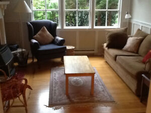 6 month sublet. Fairfield. April to October. Min 4 months.