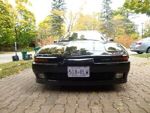 1989 TURBO SUPRA with Sport Roof . Low km!!