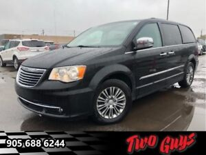 2014 Chrysler Town  Country Touring-L  Navigation- Leather Seats