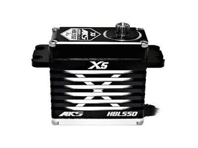 MKS HBL550 X5 Digital Brushless Ultra Speed/Torque High Voltage Servo, usado comprar usado  Enviando para Brazil