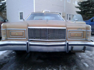 76 grand marquis 2500 or trade for minivan