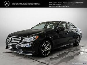 2014 Mercedes Benz E250 BlueTEC 4MATIC Sedan