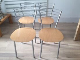 John Lewis grace dining table chairs
