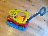Ride on car toddler toy like new