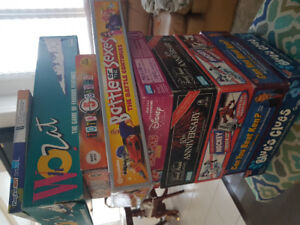 All board games for $10