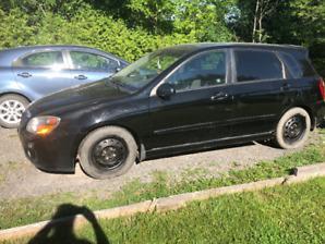 2008 Kia Spectra Hatchback