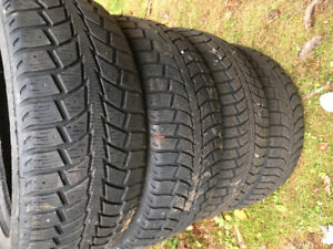 205/55R16 uniroyal winter tires
