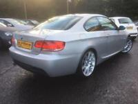 2008 BMW 3 Series 2.0 320d M Sport Coupe 2dr Diesel Manual (128 g/km, 177