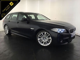 2015 BMW 520D M SPORT DIESEL AUTOMATIC 1 OWNER SERVICE HISTORY FINANCE PX