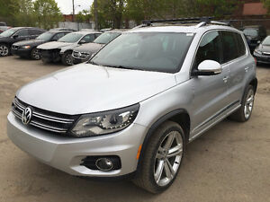 2014 VW  Tiguan 2.0 TSi R-Line just in for sale at Pic N Save!