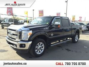 2011 Ford F-350 Super Duty Lariat 4x4 Crew Cab Leather/Sunroof/D