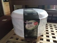 Tommee Tippee microwave steam and cold water steriliser