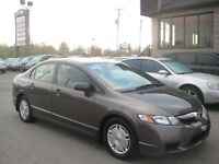 Honda Civic 2010,Automatique, A/C++++Garantie Financement 8495$