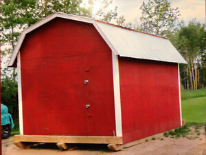 Barn Style Shed 10x14