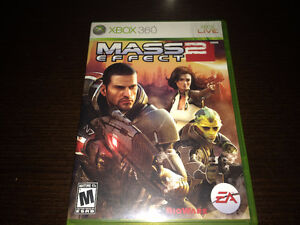 Mass Effect 2 - backwards compatible with xbox one
