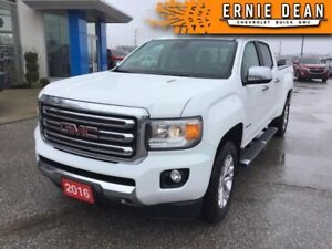 2016 GMC Canyon 4WD SLT  DURAMAX DIESEL - ONE OWNER TRADE IN