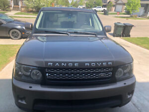 2013 Land Rover Range Rover Sport HSE LUX SUV, Crossover