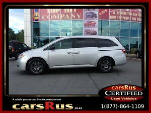2013 Honda Odyssey Was $26,996 Plus Tax Now $26,995 Tax In!