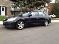 Honda civic si 2004 berline
