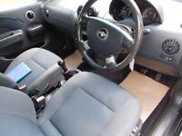 Chevrolet Kalos 1.2 SE++ MOT,D TILL 06/07/2019++ (black) 2008