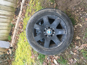 """16"""" BMW tires with rims winter tires"""