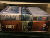 Lost seasons 1&2