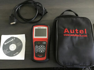 Scanner automobile Autel 519