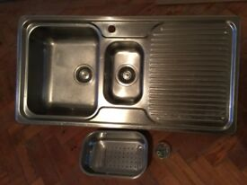 Blanco Classic 6S Stainless Steel Kitchen Sink