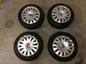 """16"""" VW Wheel Trims OEM"""