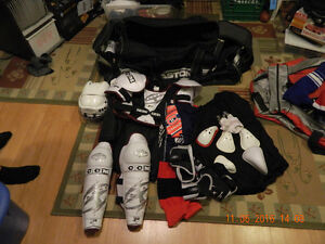 Hockey Equipment for Adult and youth