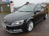 LOW MILEAGE - 2014 - VW PASSAT 2.0 TDI DSG AUTO EXECUTIVE