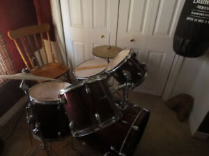 drums for sale 400.00 or obo