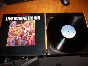 1979 MAX WEBSTER - Live Magnetic Air Album / Record / LP