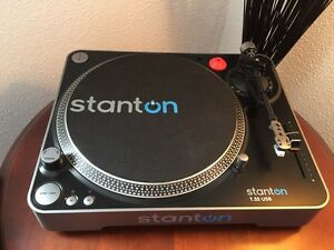 Stanton T.55 USB turntable, great condition, new needle!
