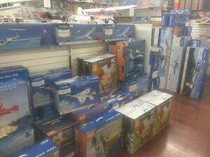 Planes, Trains and Automobiles at Leading Edge Hobbies! Kingston Kingston Area image 1