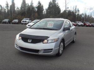 Honda Civic Cpe 2dr Man DX-G 2010