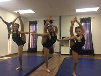 Summer Acro Camps at Kids Can Dance July 24th -28th