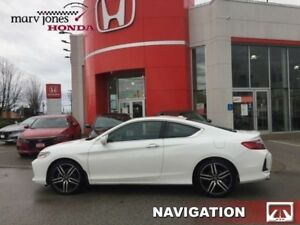 2016 Honda Accord Sedan Touring  - Navigation - $252.04 B/W