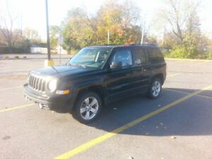 2014 Jeep Patriot Noir VUS