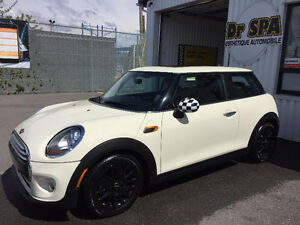 2014 MINI COOPER * TOIT * FULLY LOADED** LEATHER (2 portes)