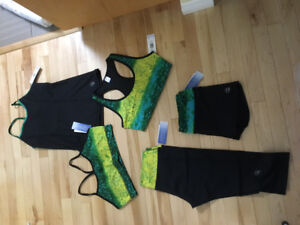 5 NEW Matching Women's Activewear Guy Harvey Apparel-size M