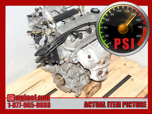 HONDA CIVIC D15B 1.5L DUAL STAGE VTEC ENGINE 96-99