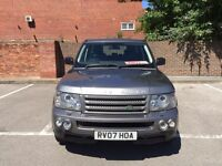 LAND ROVER RANG ROVER 2.7 SPORT TD TOP SPEC 1 OWNER
